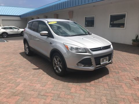 Pre-Owned 2013 Ford Escape SEL Front Wheel Drive SUV