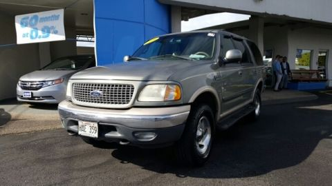 Pre-Owned 1999 Ford Expedition Eddie Bauer Four Wheel Drive SUV