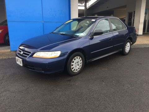 Used Honda Accord Sdn VP