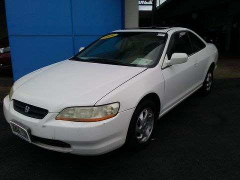 Used Honda Accord Cpe EX