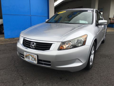 Used Honda Accord Sdn LX