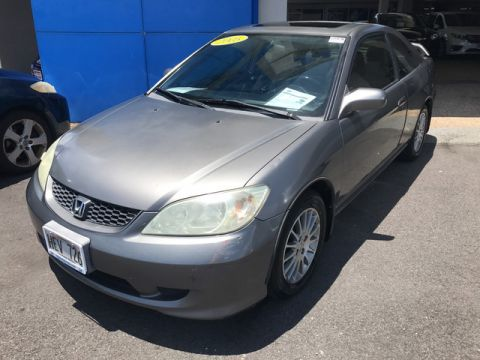 Used Honda Civic Cpe SE