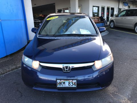 Pre-Owned 2008 Honda Civic Sdn EX Front Wheel Drive