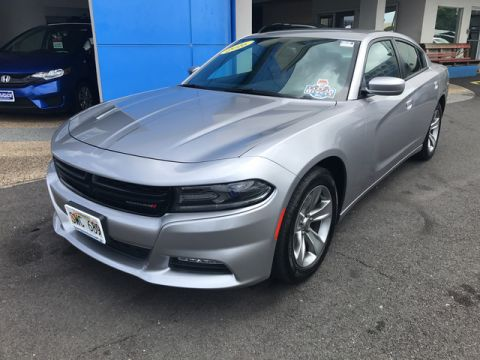 Pre-Owned 2016 Dodge Charger SXT Sedan