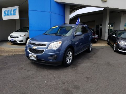 Pre-Owned 2011 Chevrolet Equinox LT w/1LT Front Wheel Drive SUV