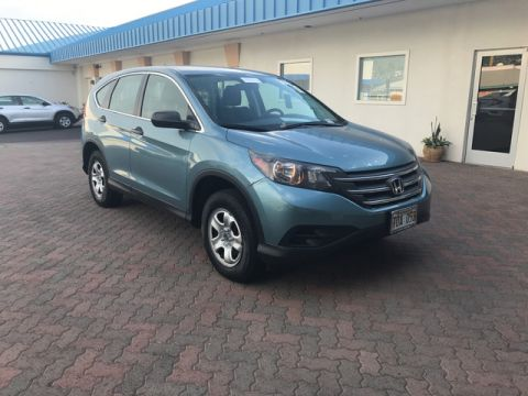 Pre-Owned 2014 Honda CR-V LX Front Wheel Drive SUV