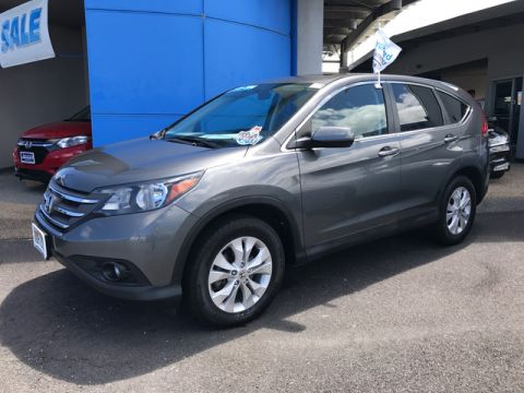 Certified Pre-Owned 2014 Honda CR-V EX Front Wheel Drive