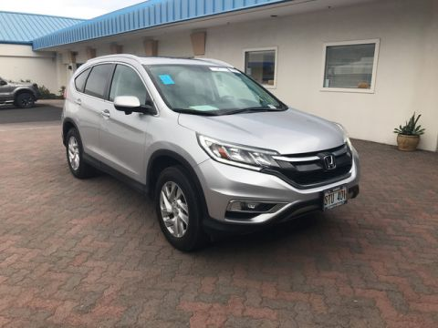 Pre-Owned 2016 Honda CR-V EX-L All Wheel Drive SUV