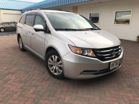 Pre-Owned 2015 Honda Odyssey EX Front Wheel Drive