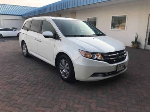 Pre-Owned 2014 Honda Odyssey EX-L Front Wheel Drive