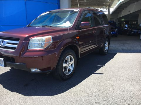 Pre-Owned 2008 Honda Pilot SE Four Wheel Drive SUV