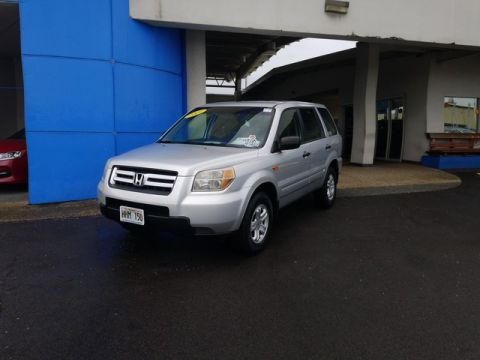 Pre-Owned 2007 Honda Pilot LX Front Wheel Drive