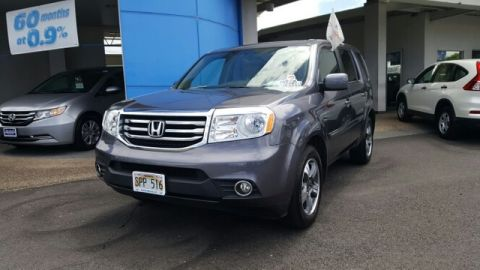 Certified Pre-Owned 2015 Honda Pilot SE Front Wheel Drive SUV