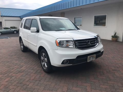 Pre-Owned 2014 Honda Pilot EX Four Wheel Drive SUV