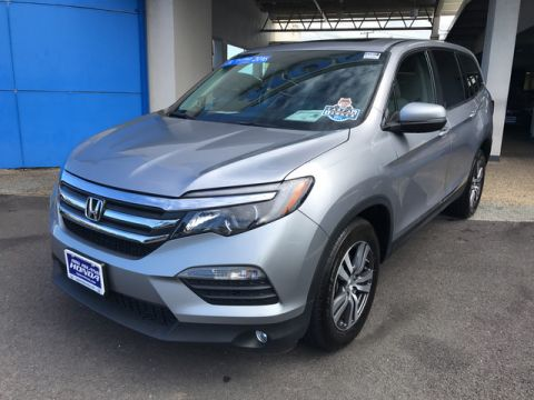 Certified Pre-Owned 2016 Honda Pilot EX-L Front Wheel Drive SUV