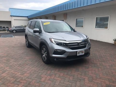 Pre-Owned 2016 Honda Pilot EX-L Front Wheel Drive SUV