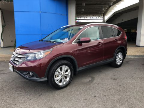 Certified Pre-Owned 2014 Honda CR-V EX-L All Wheel Drive