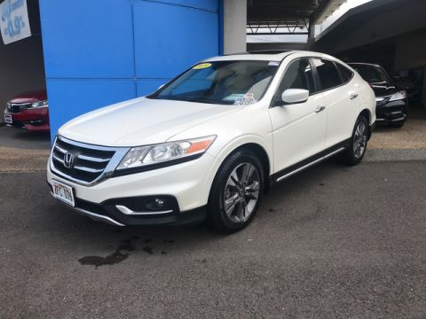 Certified Used Honda Crosstour EX-L