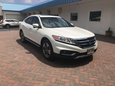 Pre-Owned 2015 Honda Crosstour EX-L Four Wheel Drive SUV