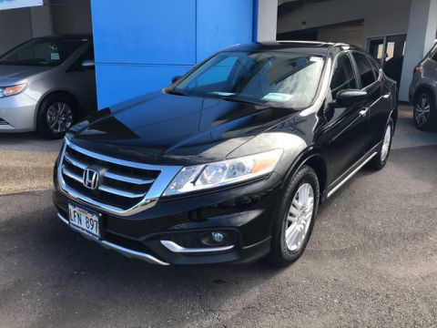 Certified Pre-Owned 2015 Honda Crosstour EX Front Wheel Drive SUV