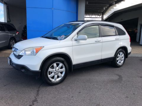 Pre-Owned 2008 Honda CR-V EX-L Front Wheel Drive