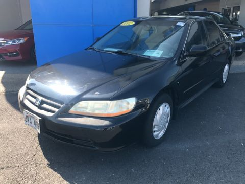 Used Honda Accord Sdn SE