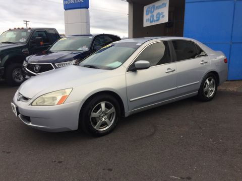 Pre-Owned 2005 Honda Accord Hybrid  Front Wheel Drive