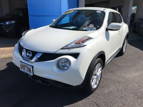 Pre-Owned 2016 Nissan JUKE SV Front Wheel Drive SUV