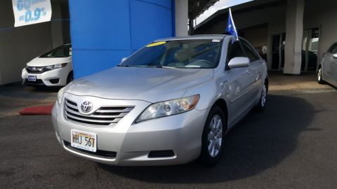 Pre-Owned 2007 Toyota Camry Hybrid  Front Wheel Drive Sedan