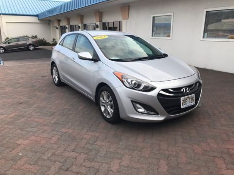 Pre-Owned 2013 Hyundai Elantra GT  Front Wheel Drive Sedan