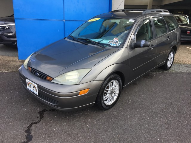 Pre Owned 2003 Ford Focus Se Wagon In Hilo Ho501848 Big Island