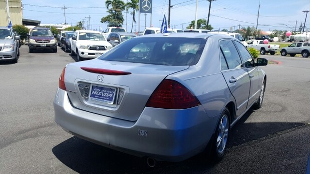 Pre-Owned 2007 Honda Accord Sdn EX-L