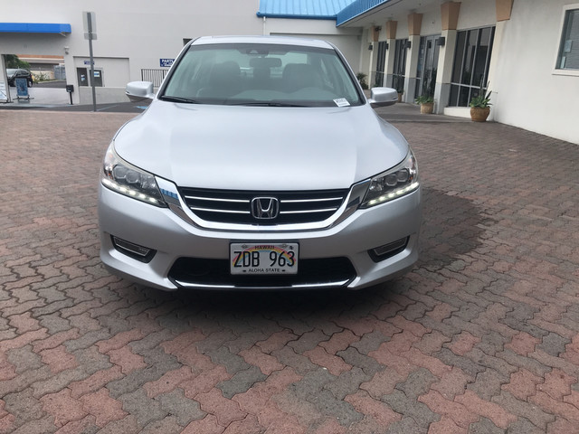 Pre-Owned 2013 Honda Accord Sdn Touring