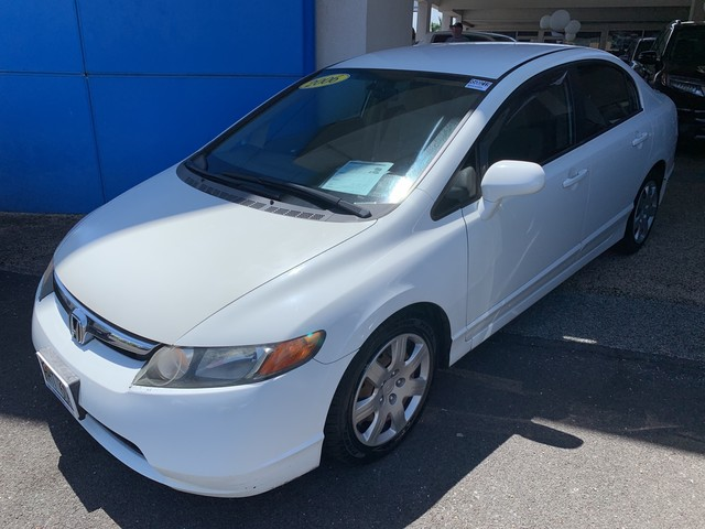 Pre Owned 2006 Honda Civic Sdn Lx