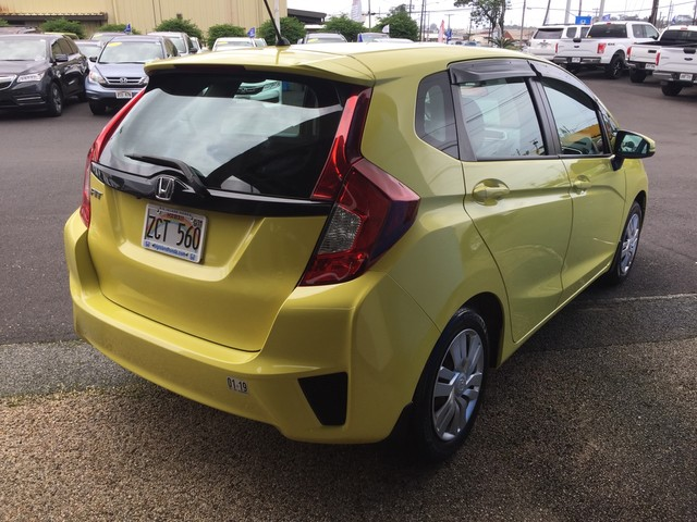 Certified Pre-Owned 2015 Honda Fit LX