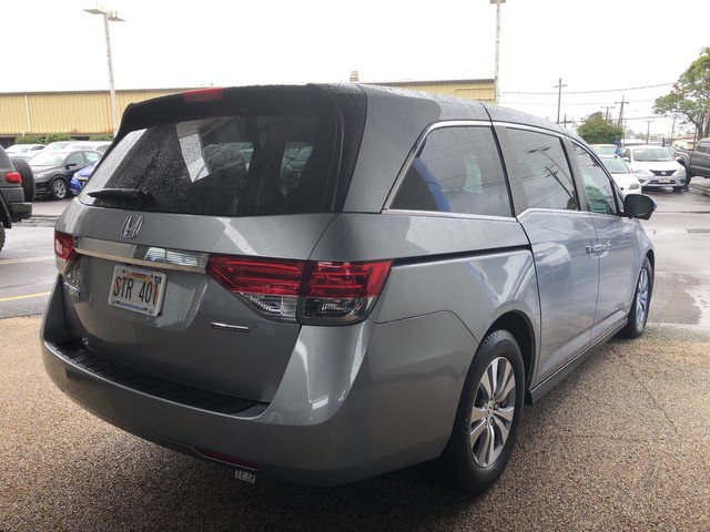 Certified Pre-Owned 2016 Honda Odyssey SE