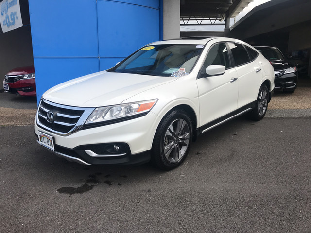 Certified Pre-Owned 2015 Honda Crosstour EX-L Four Wheel Drive