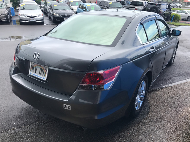 Pre-Owned 2008 Honda Accord Sdn LX-P