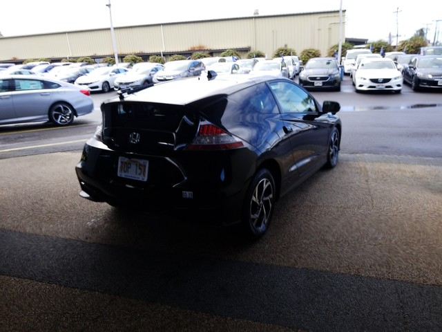 Certified Pre-Owned 2016 Honda CR-Z EX