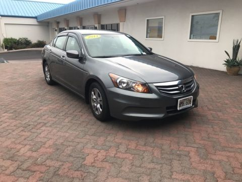 Pre-Owned 2011 Honda Accord Sdn LX-P Front Wheel Drive