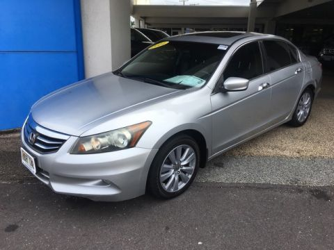 Pre-Owned 2011 Honda Accord Sdn EX-L Front Wheel Drive