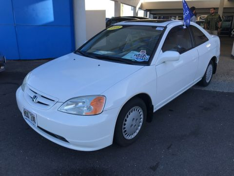 Pre-Owned 2003 Honda Civic EX Front Wheel Drive