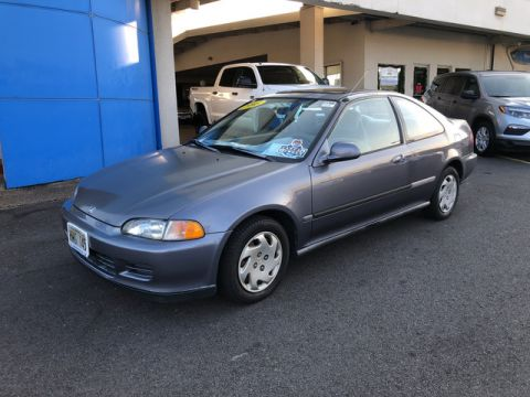 Pre-Owned 1995 Honda Civic EX