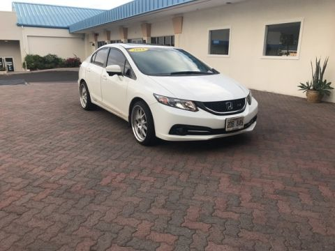 Pre-Owned 2015 Honda Civic Sedan Si Front Wheel Drive