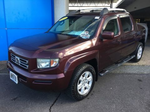 Pre-Owned 2007 Honda Ridgeline RTS Four Wheel Drive