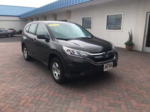 Pre-Owned 2015 Honda CR-V LX Front Wheel Drive