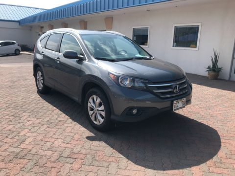 Pre-Owned 2014 Honda CR-V EX-L Front Wheel Drive