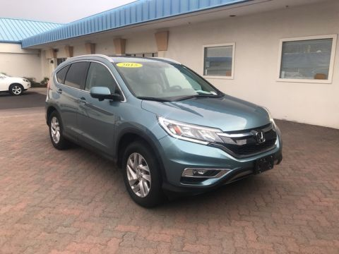 Pre-Owned 2015 Honda CR-V EX-L Front Wheel Drive