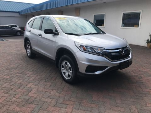 Pre-Owned 2015 Honda CR-V LX All Wheel Drive