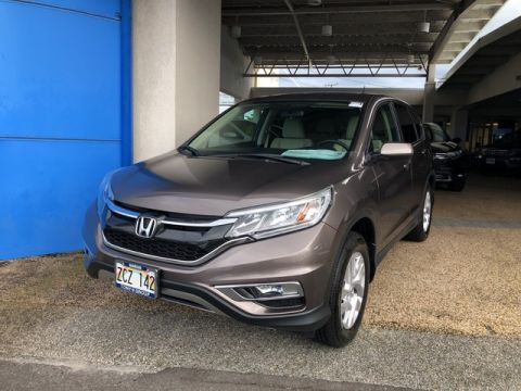 Certified Pre-Owned 2016 Honda CR-V EX All Wheel Drive